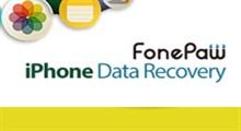 دانلود FonePaw iPhone Data Recovery v3.0.0 - نرم افزار بازیابی اطلاعات آیفون، آیپد و آیپاد
