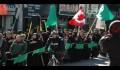دسته عزاداری حسینی در تورنتو، کانادا
