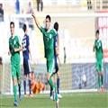 بازی تیم های ژاپن و ترکمنستان