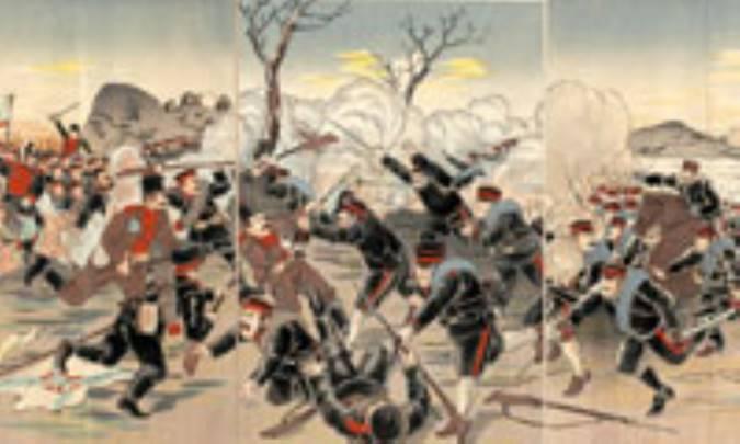 تحلیلی بر جنگ روسیه و ژاپن (1905-1904)