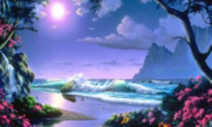 زندگی در بهشت