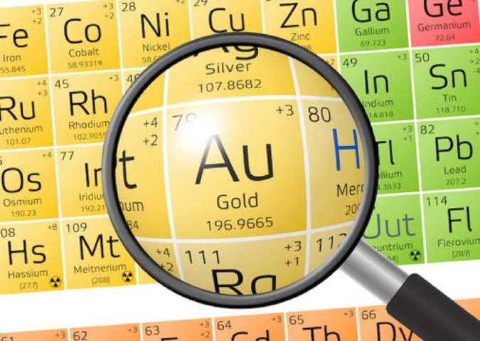 دانشمندان نازکترین طلای جهان را ایجاد میکنند