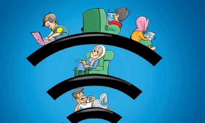 تأثیر فضای مجازی بر خانواده