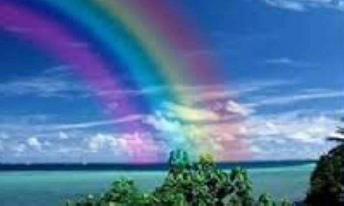ترتیب رنگها در رنگین کمان و معانی شگفت انگیز آنها