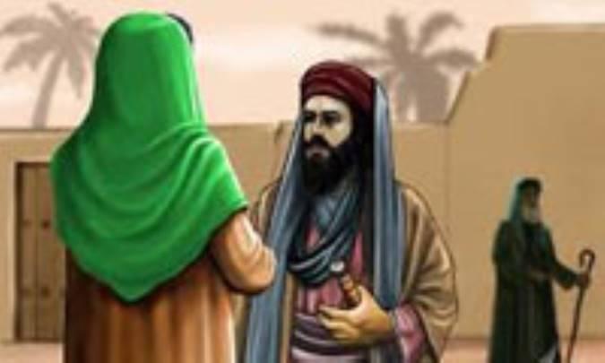 شوخیهای پیامبر اکرم(ص) با اطرافیان