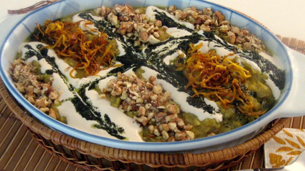 دستور پخت چهار نوع غذای سنتی قم