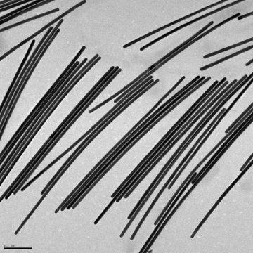 تولید نانو سیم از نانو میله