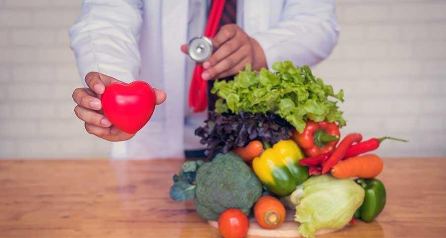 جلوگیری از فشار خون بالا با رژیم غذایی و تغییراتی بسیار ساده