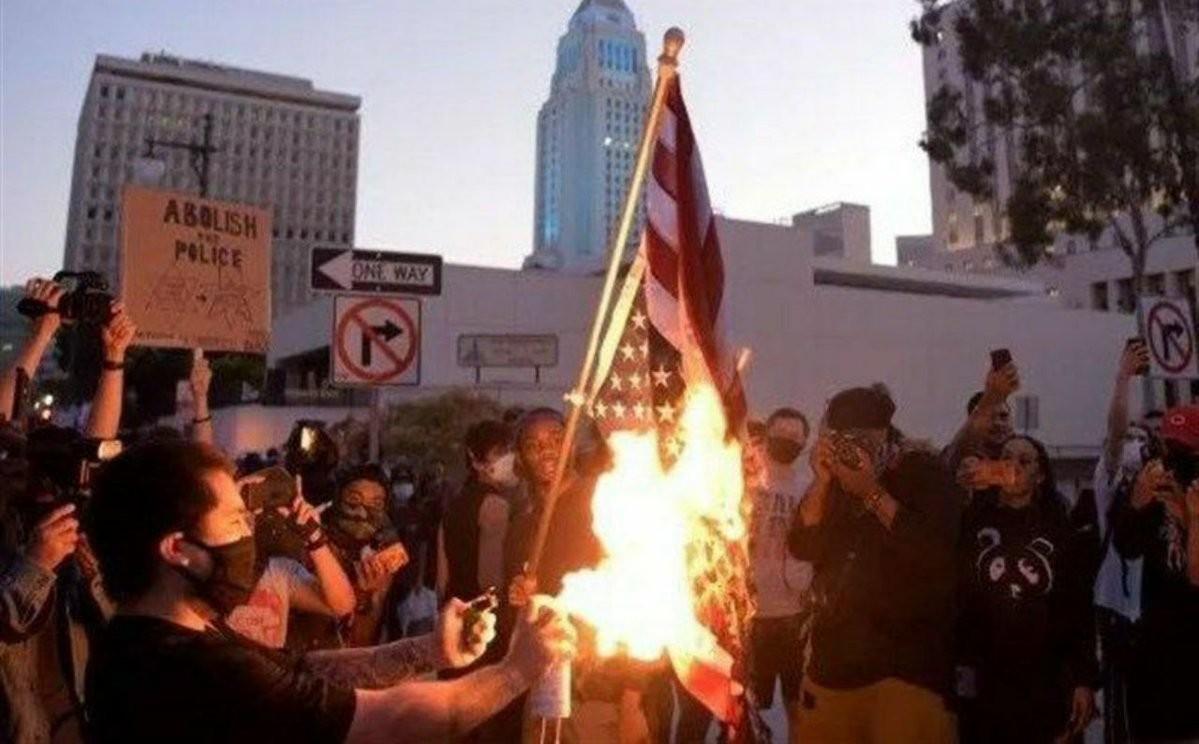 اعتراضات تاریخی اما سابقه دار در آمریکا