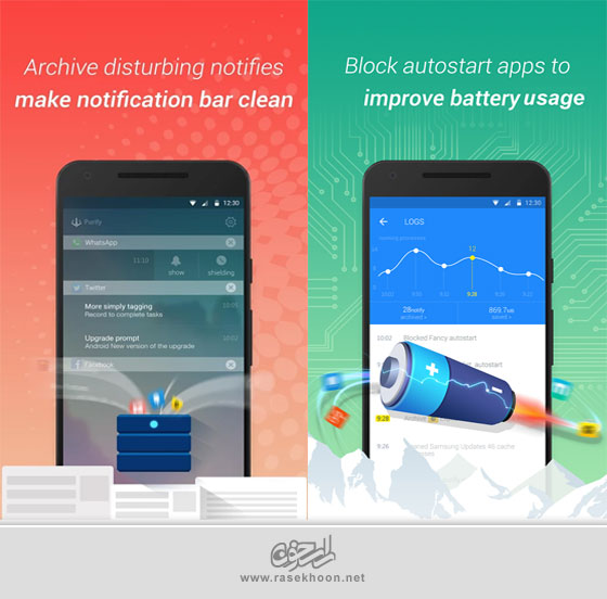 Purify – Speed & Battery Saver