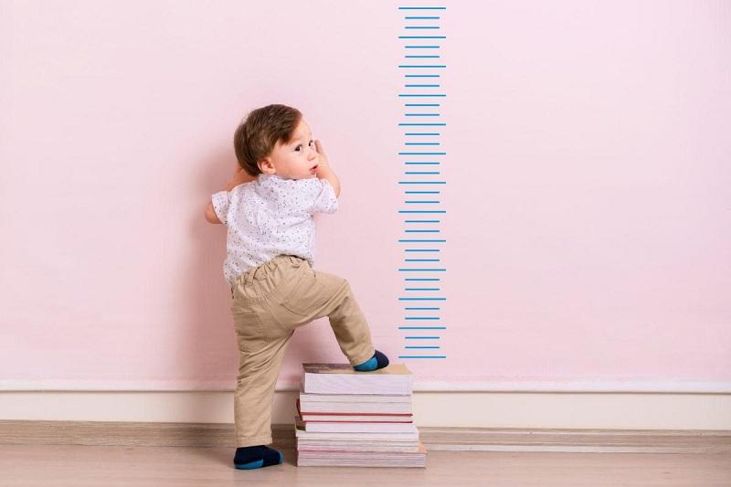 اگر میخواهید بچه شما قد بکشد...