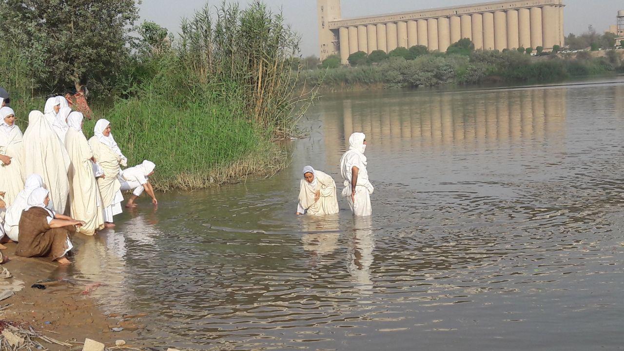مراسم تعمید
