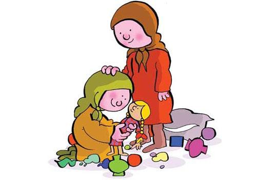 الگو دهی راهی برای اصلاح رفتار فرزندان