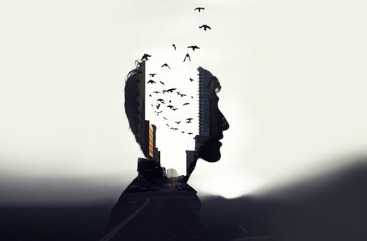 بهبود تصورات ذهنی برای رسیدن به آرامش