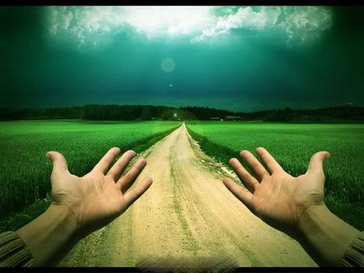 تاثیر اعتقاد به تقدیر الهی در زندگی انسان
