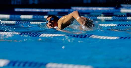 تاثیر شنا بر سلامتی انسان