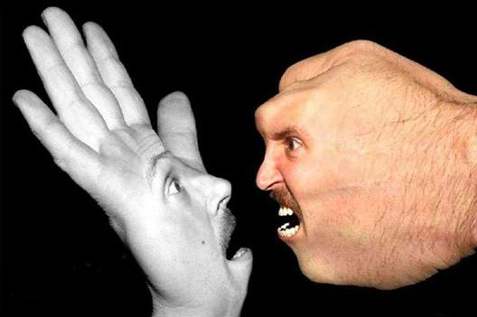 توصیه هایی برای کنترل خشم