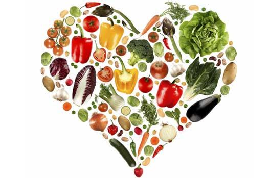حفظ سلامت قلب با تغذیه سالم