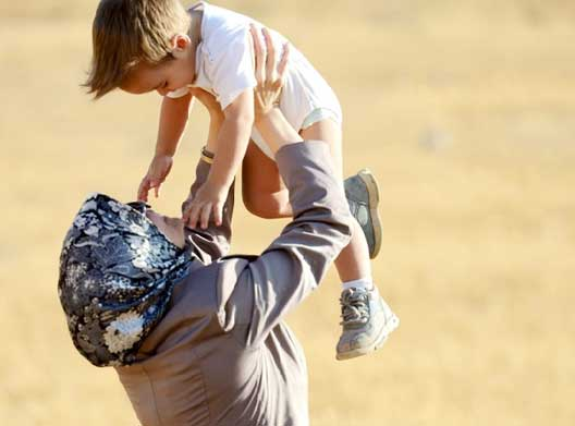 راهکارهایی برای تربیت کودکان و نتیجه آن