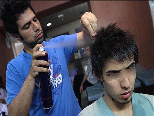نگاهی به رواج پدیده آرایش مردان در جامعه