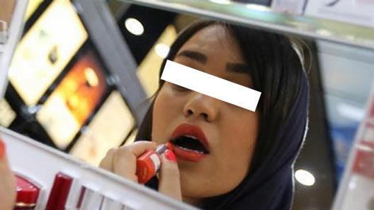 پیامدهای منفی آرایش زنان در ملأعام از منظر اسلام