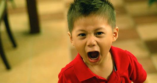 بد دهانی در کودکان و نوجوانان