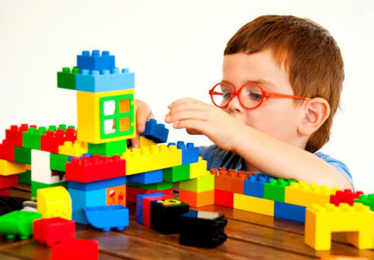 تقویت حافظه دیداری کودک