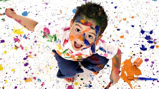 خلاقیت کودکان در خانه؛ چرا و چگونه