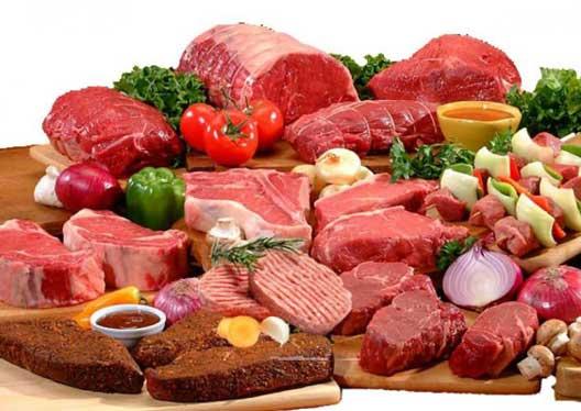 خواص انواع گوشت در طب سنتی