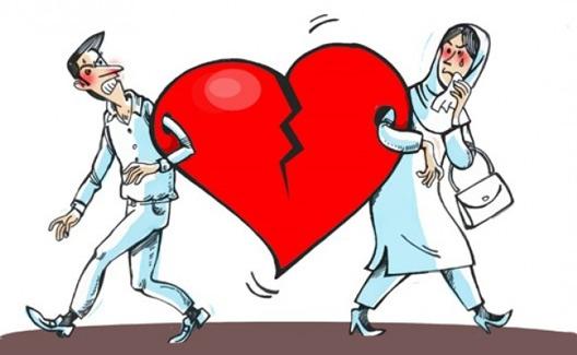 علل طلاق و پیامدهای آن در جامعه ایران