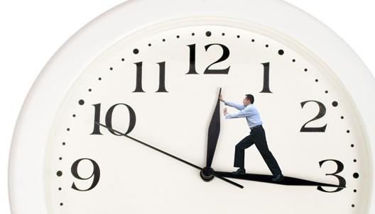مدیریت زمان از طریق کنترل ضمیر ناخودآگاه