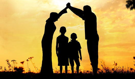 پدر، تکیه گاه و ستون خانواده