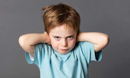 چگونگی برخورد با لجبازی فرزند