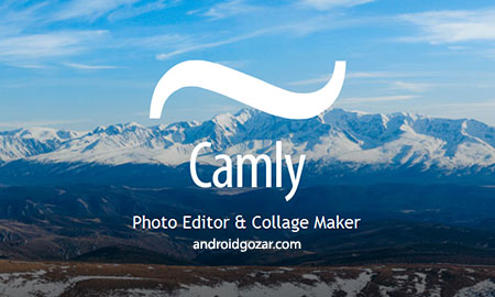 برنامه ویرایش تصاویر برای اندروید Camly Pro – Photo Editor v1.8.5