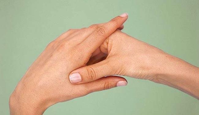 درمان سردرد در ۳۰ ثانیه بدون نیاز به دارو