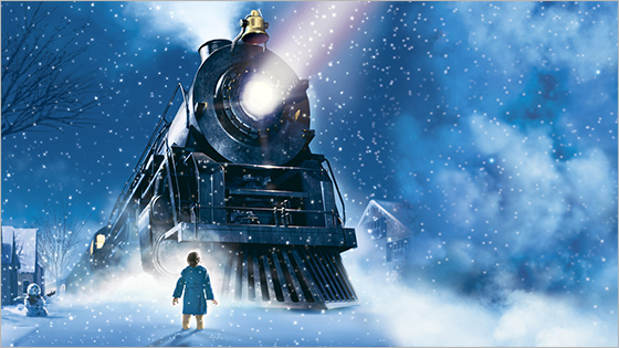 قطار قطبی  ( The Polar Express)