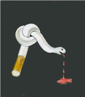18 واقعیت تلخ درباره سیگار