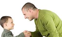احترام به والدین شرط هم دارد؟