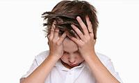 اضطراب، علایم شایع و درمان