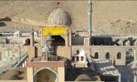 بناها و ساختمان امامزاده علی بن محمد الباقر (ع)