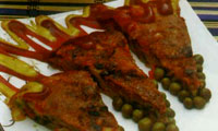 املت اسپانیایی