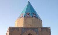 مکاشفه شیخ بر سر مزار بابارکن الدین