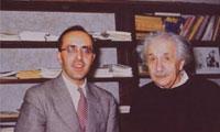خاطره اولین ملاقات پروفسور حسابی با انیشتین