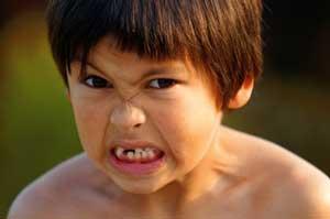 روش های مهار خشم کودک
