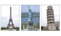 10 جاذبه گردشگری جهان