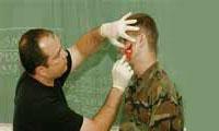 اقدامات بهداشتي درماني ارتش جمهوري اسلامي ايران در زمان دفاع مقدس