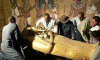 شگفتی قرآن جسد سالم فرعون