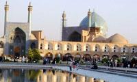 راز سنگ ساعت مسجد امام (شاه عباسی) اصفهان