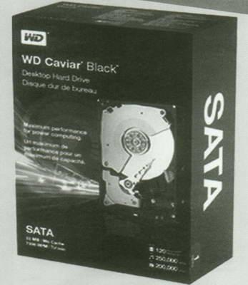 آشنائی با Western Digital Caviar Black 2TB
