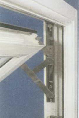 پنجره های ساختمان
